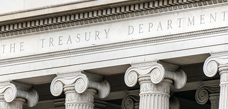 The Treasury Department IRS