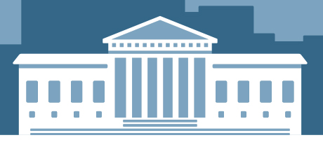 Supreme Court vector img