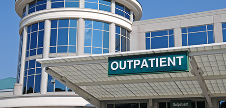 Outpatient building