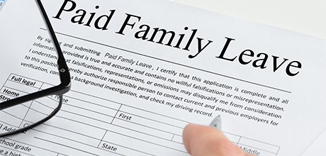 pad family leave form