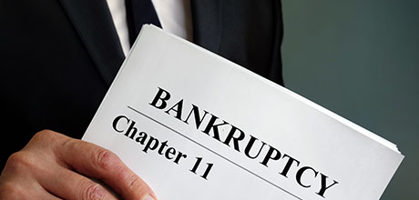 5 issues to consider if your customer files bankruptcy
