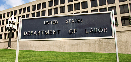 us department of labor